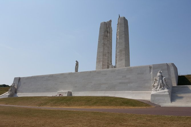 Private Full-Day Canadian WW1 Vimy and Somme Battlefield Tour from Bruges photo 3