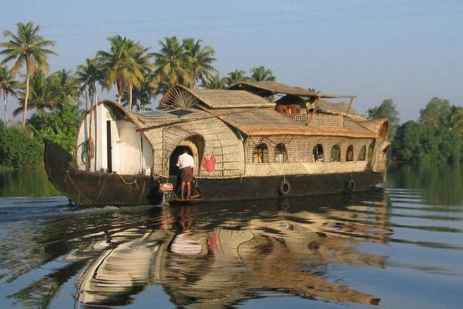 Houseboat Tour In Alleppey Backwaters From Cochin