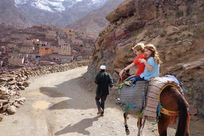 Imlil privéwandeltocht met lokale gids voor Berber