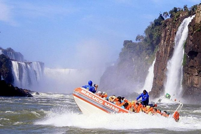 Macuco Safari Boat Ride Admission Ticket