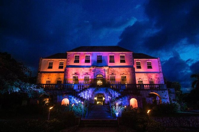 Luminous Lagoon and Rose Hall Haunted Night Tour from Ocho Rios