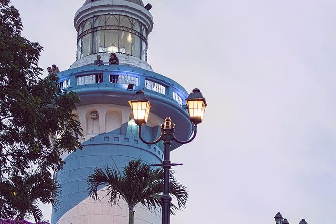Guayaquil City Tour Including the Light House of Cerro Santa Ana