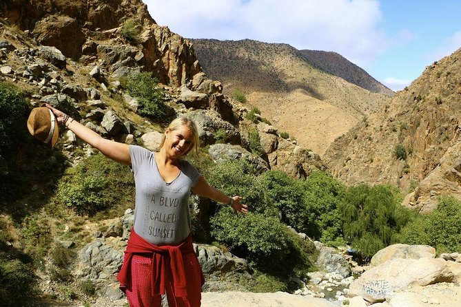 Atlas Mountains Day Trip with Camel Ride