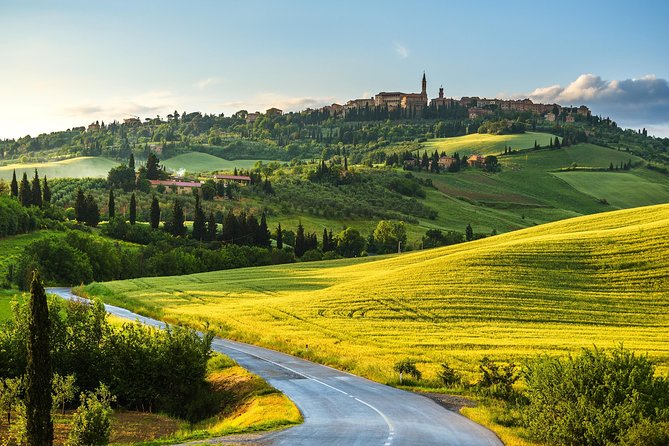 Montalcino and Montepulciano Private Tour