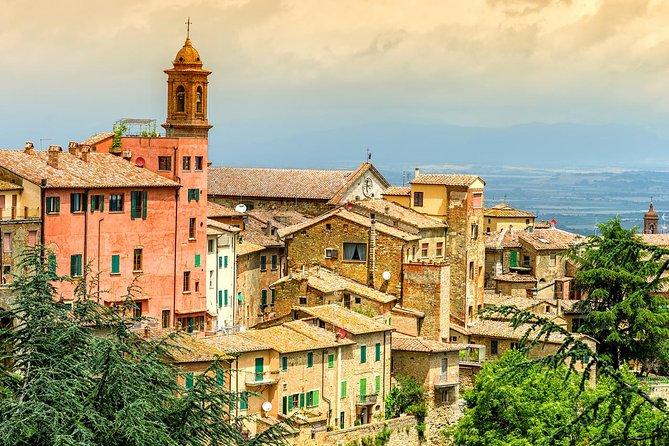 Montalcino and Montepulciano Private Tour