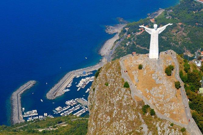 Maratea Private tour: Italy's little bit of Rio