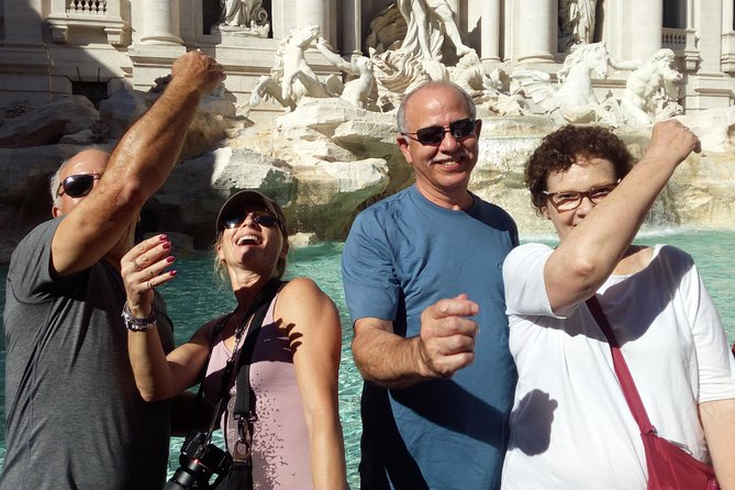 Rome Food Tour with Farmers Market Visit and Wine Tasting with Rich Lunch