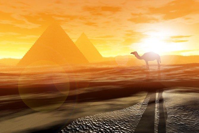 Visite guidée privée en famille au village pharaonique au Caire