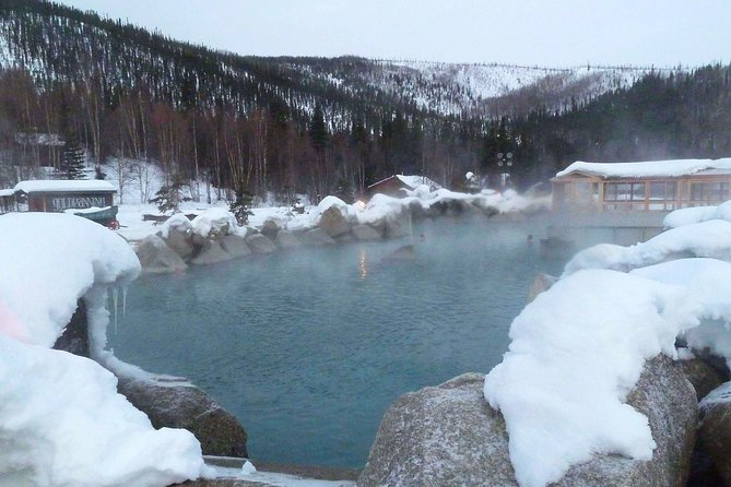Northern Lights and Chena Hot Springs Night Tour from Fairbanks