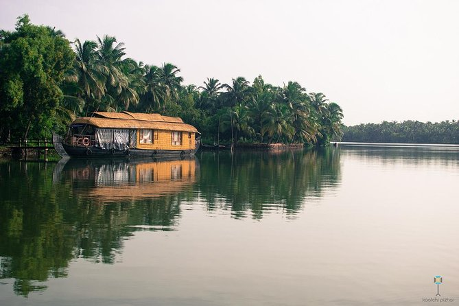 Houseboat Cruise in Bekal from Mangalore