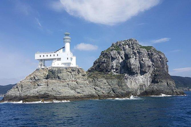 Busan : Beautiful ocean panoramic view at signature attractions by private van