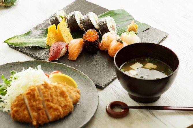 Tsukiji Outer market tour and cooking class