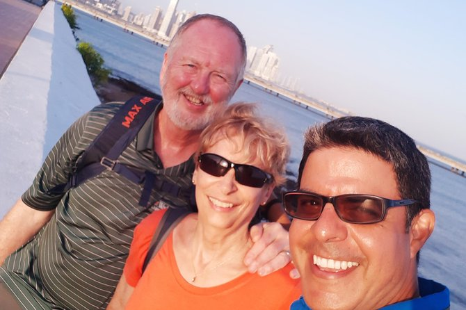 5-Hour City Tour & The Panama Canal Including Ticket