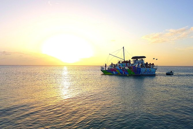 Aruba Sunset Cocktail Cruise