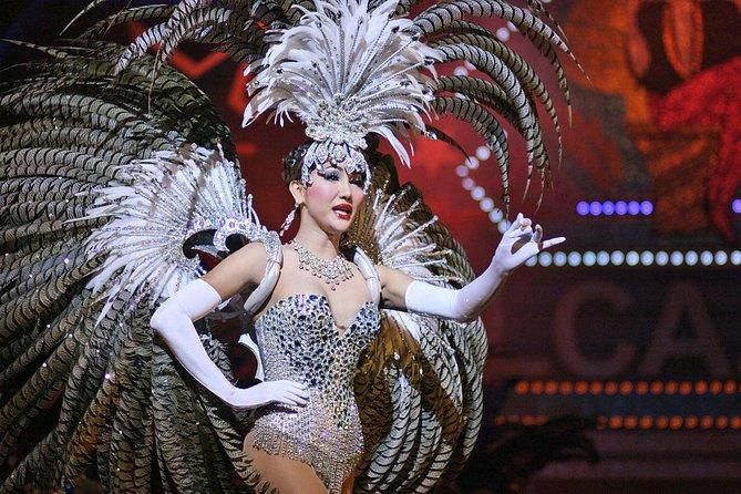 Pattaya Alcazar Cabaret Show