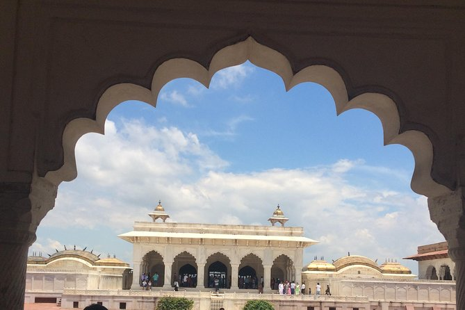 Same Day Tour Agra Taj Mahal Sunrise Visit By Private Car With Guide