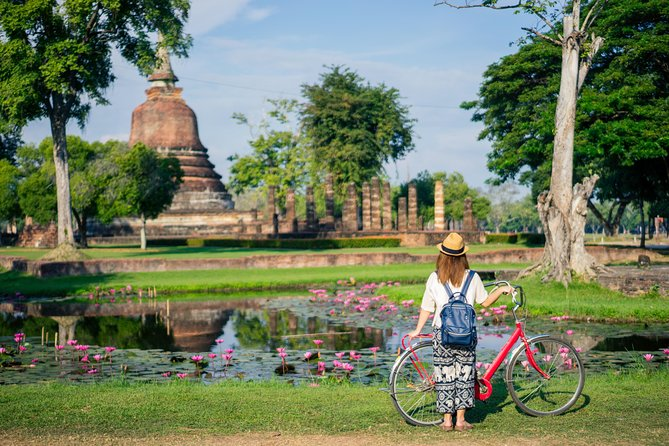 Ayutthaya & Summer Palace Cycling Tour