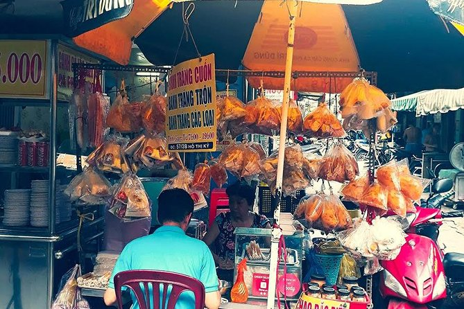 Afternoon Saigon Unseen Street Food Tour By Motorbike photo 14