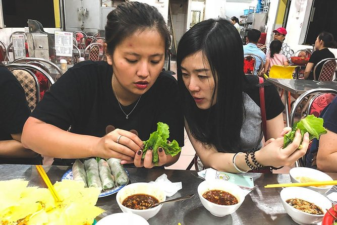 Afternoon Saigon Unseen Street Food Tour By Motorbike photo 9