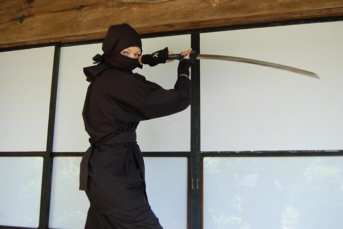 Tokyo Enjoy an Authentic Ninja Experience and Natural Onsen in Hinode-machi