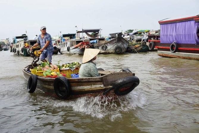 Cai Rang Floating Market Day Trip from Ho Chi Minh City photo 14