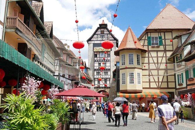 Private Tour : Bukit Tinggi Colmar Tropicale French Village from Kuala Lumpur
