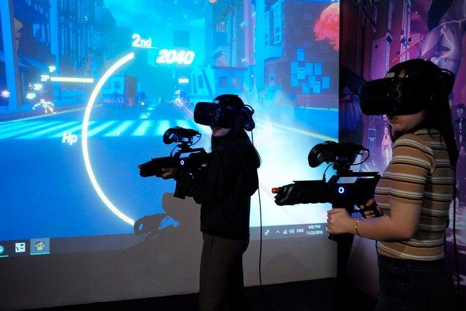 HeadRock VR Admission Ticket
