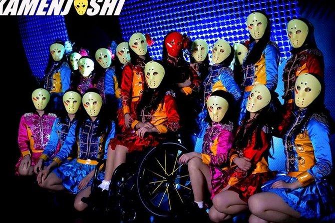 Watch Show of Akihabara's Famous Idol Group Kamen Joshi!
