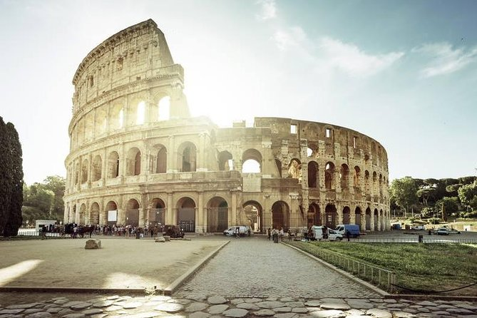 Full day combo: Colosseum and Vatican Tour