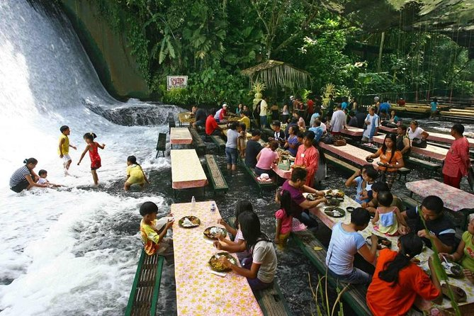 VILLA ESCUDERO DAY TOUR with Carabao Cart Ride and Bamboo from Manila photo 1