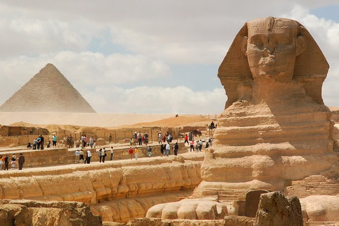 Day Tour Pyramids of Giza and Sphinx from Cairo photo 6