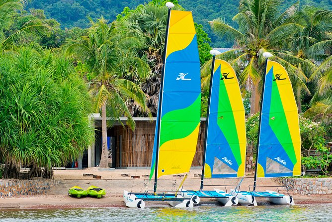 Intermediate Sailing Course part one - By Knai Bang Chatt photo 1