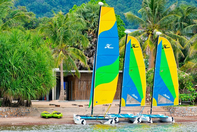 Intermediate Sailing Course part one - By Knai Bang Chatt photo 3