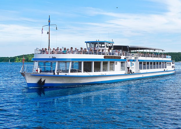 Havel Lakes Idyllic 2-Hour Cruise from Berlin