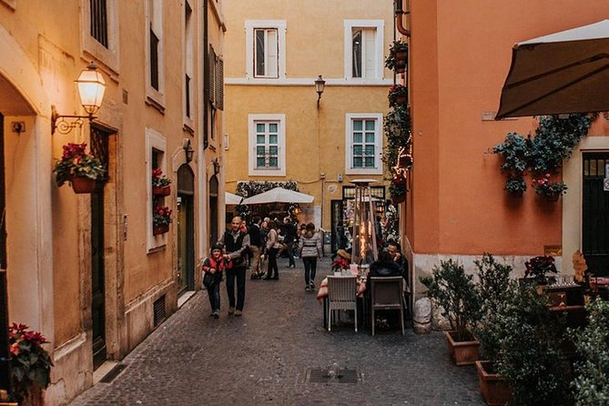 Rome Sightseeing: Private Tour for people with limited mobility