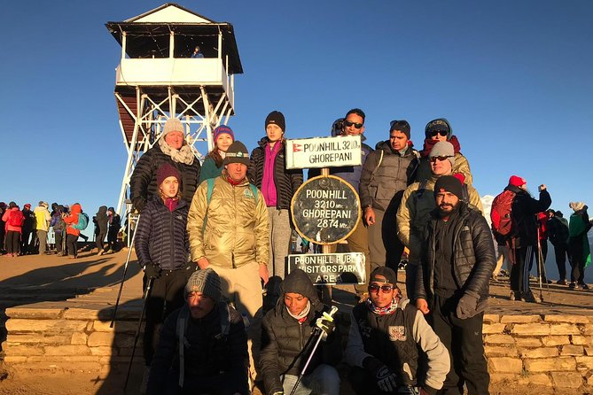 Ghorepani Poon Hill Trek 6-Days