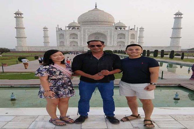 2 Days Overnight Taj Mahal & Agra Tour from Delhi
