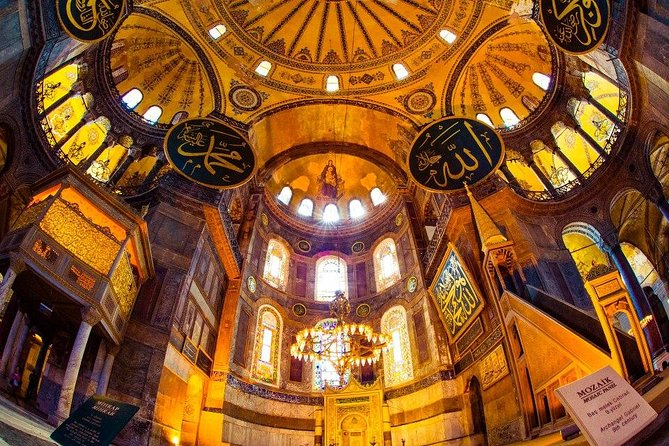 Private Full-Day Tour of Byzantine Empire Sites in Istanbul