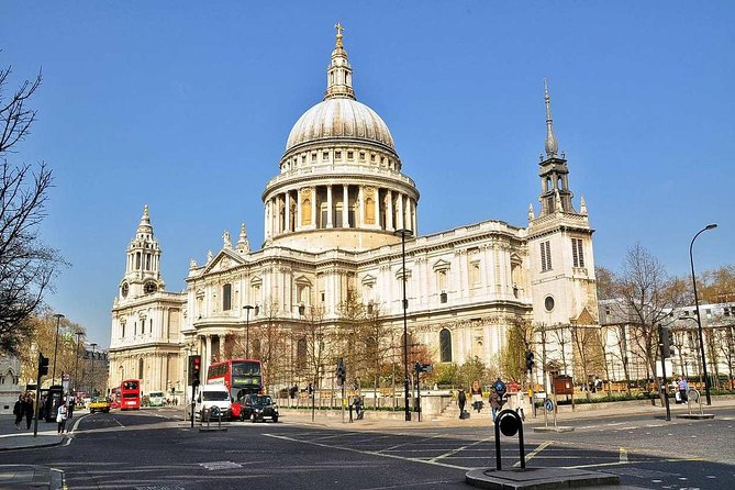 9 Hr Tour St Paul's ,Churchill War Rooms and Tower of London with Private Guide