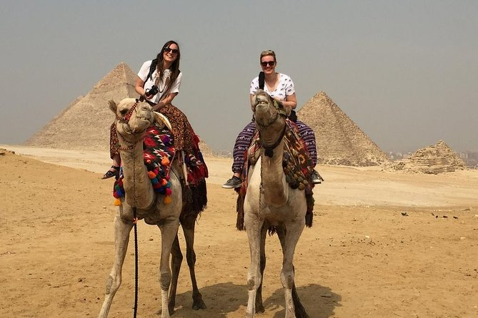 Day Tour Pyramids of Giza and Sphinx from Cairo photo 1