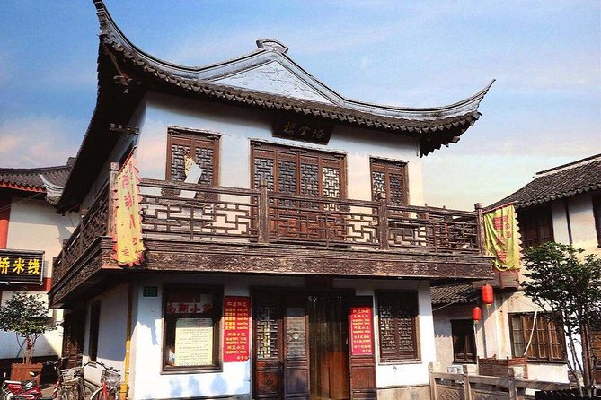 Half-Day Private Tour to Nanxiang Ancient Town from Shanghai City photo 6