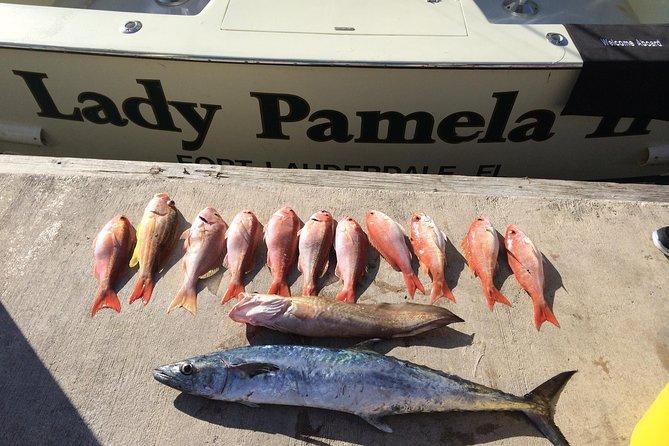 Shared Sportfishing Up To Six People