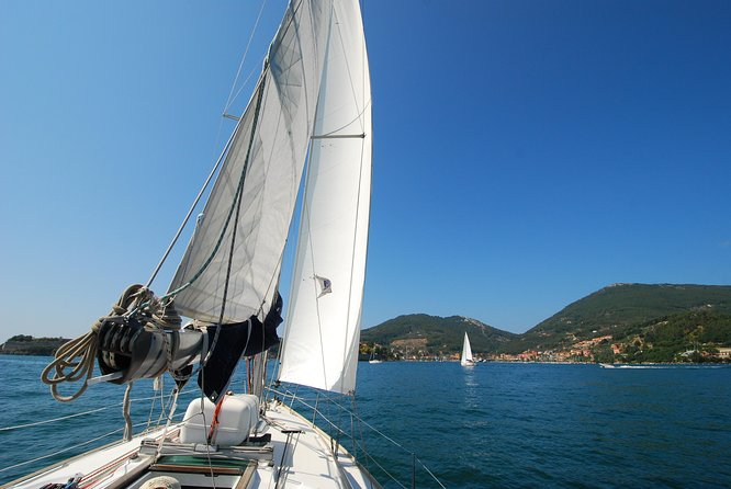 Cinque Terre Sailing Day Trip from La Spezia