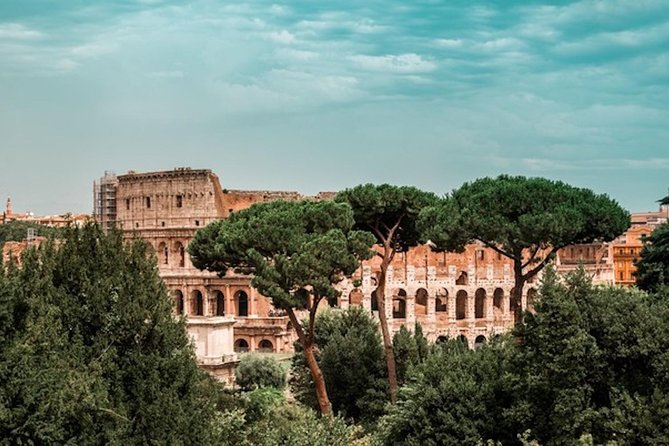 Colosseum private tour: handicap accessible