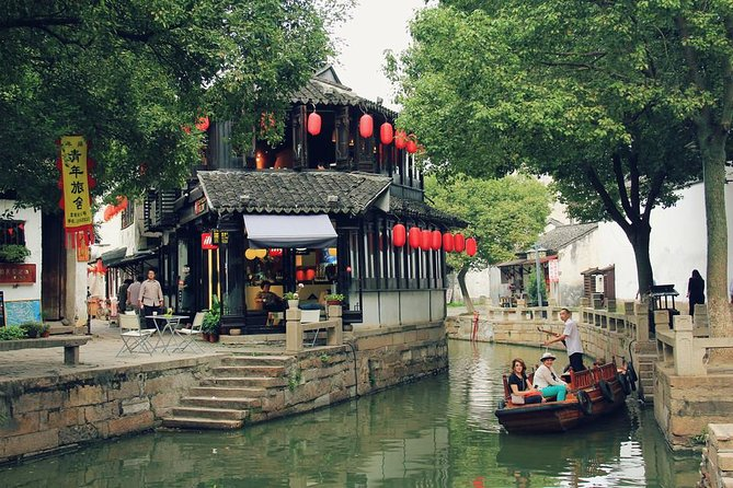 Suzhou Private Transfer to Tongli Water Town with Shanghai Drop-off Option photo 9