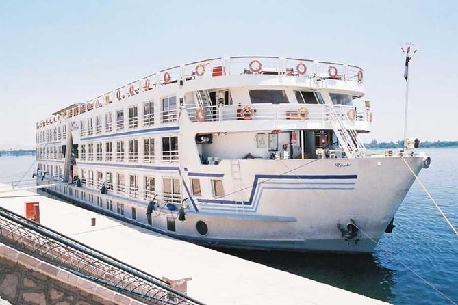 3 Days 2 Night Nile Cruise Includes Visits to Edfu & Kom Ombo from Luxor