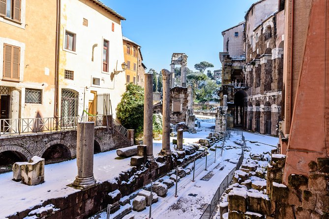 Jewish Ghetto & Trastevere District guided Tour