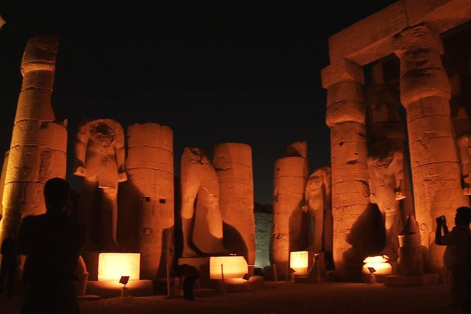 Luxor Sound and Light Show at Karnak Temple photo 4