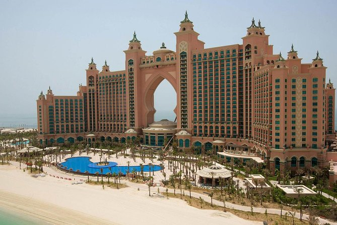 Journée complète d'exploration de Dubaï - Visite guidée :) Ramassage gratuit aux hôtels de Dubaï