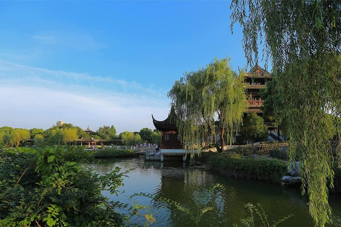 Suzhou Private Customized Day Trip from Shanghai by Bullet Train